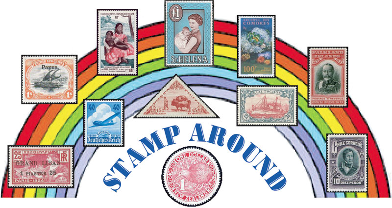 Stamps for collectors